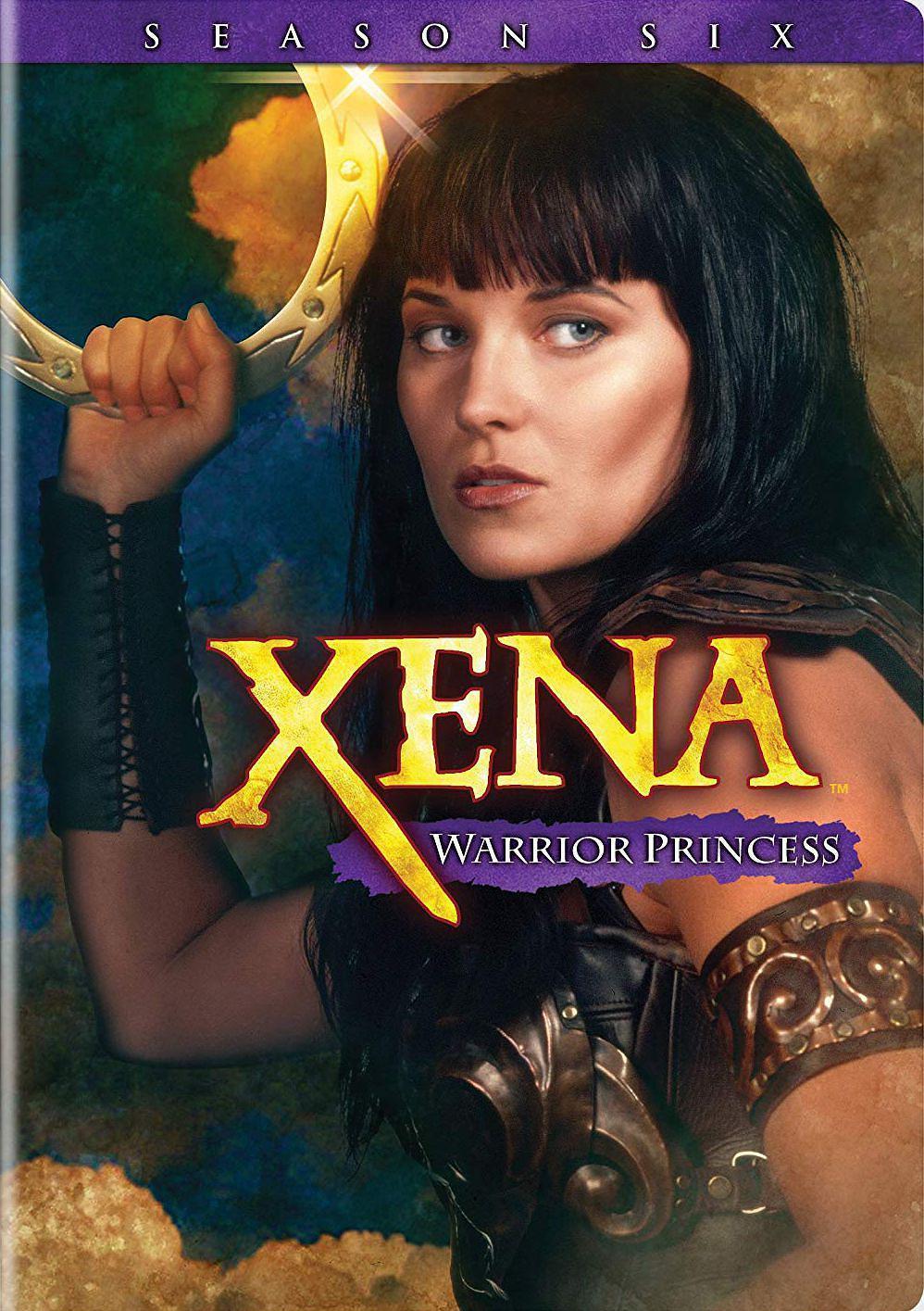 战士公主西娜 第六季