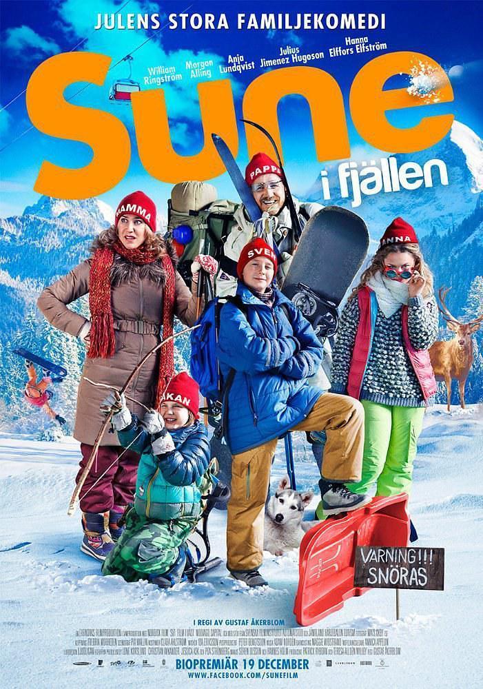 假日旅途:滑雪之旅