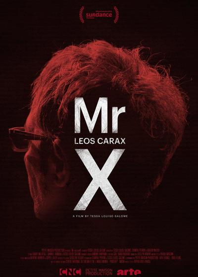 X先生海报