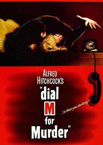 电话谋杀案海报