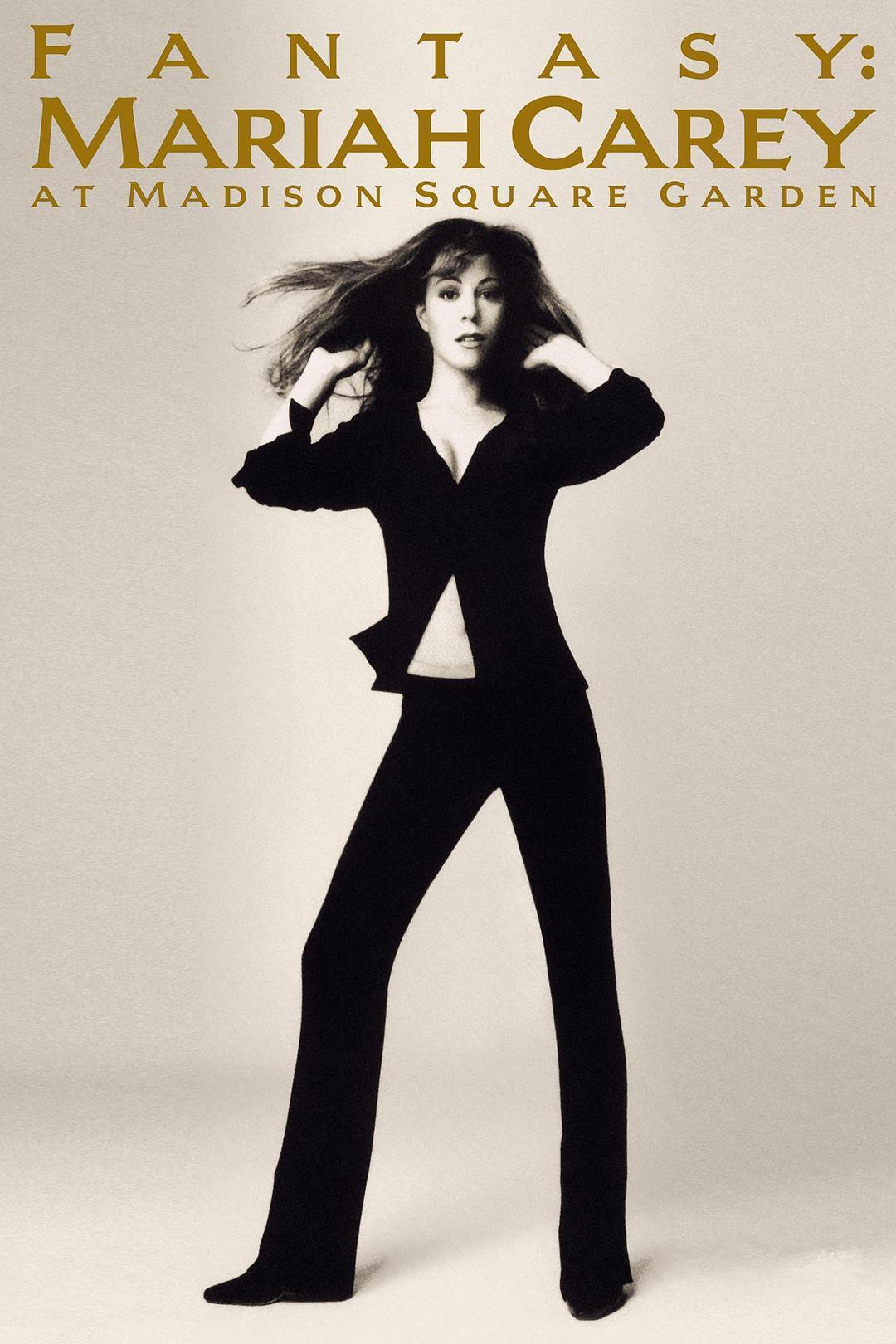 Fantasy: Mariah Carey at Madison Square Garden (Live)