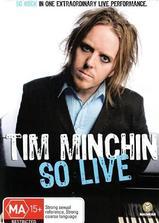 Tim Minchin: So Live海报