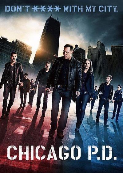 芝加哥警署 第一季海报