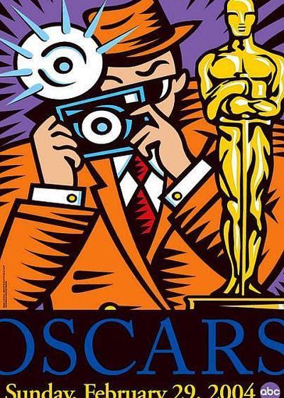 第76届奥斯卡颁奖典礼海报