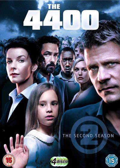 4400 第二季海报