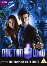 神秘博士  第五季海报
