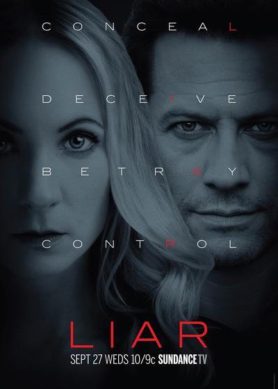 谁在撒谎 第一季海报