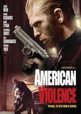 美国暴力海报