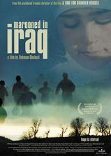 栗色伊拉克海报