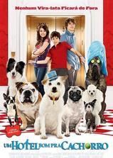 狗狗旅馆海报