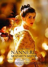 娜内,莫扎特的姐姐海报
