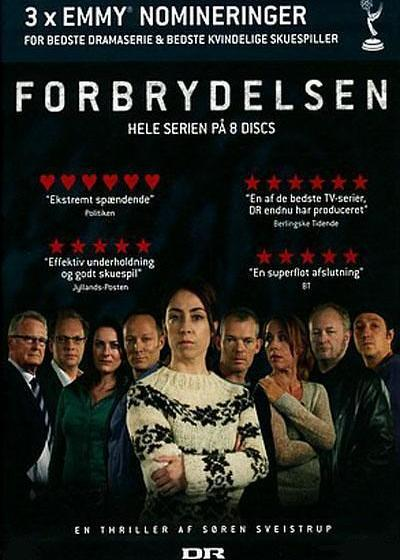 丹麦版谋杀 第一季海报