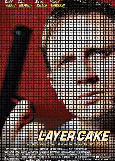 夹心蛋糕海报