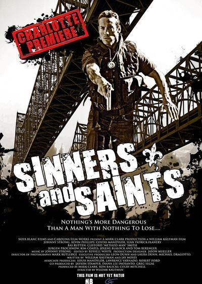 罪人和圣人海报