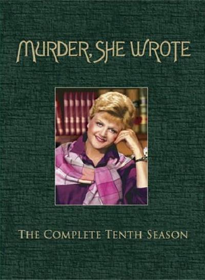 女作家与谋杀案 第十季海报