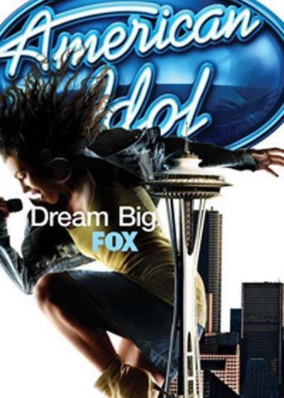 美国偶像 第五季海报