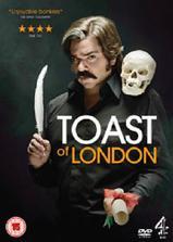 Toast of London Season 1海报