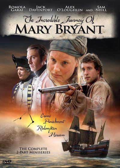 玛丽·布莱恩特的奇险旅程海报