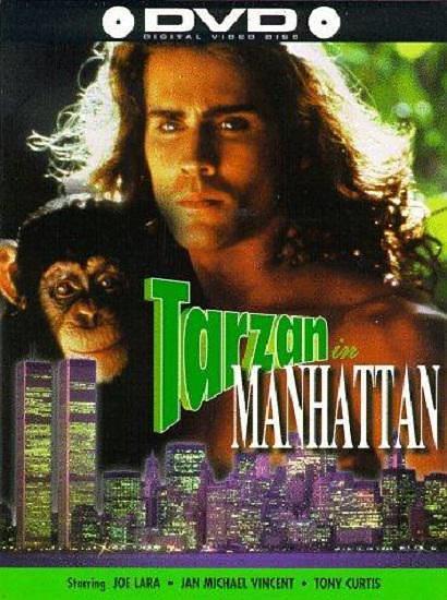 人猿泰山在曼哈顿