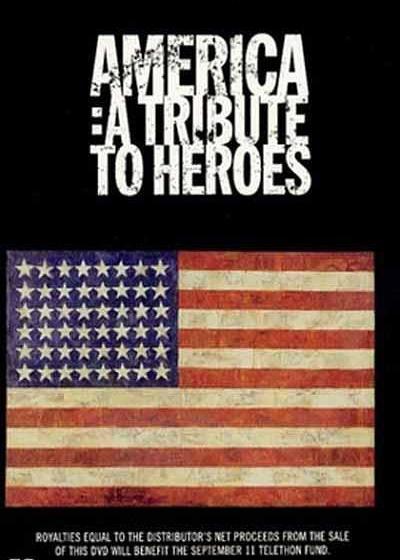 美利坚向英雄致敬海报