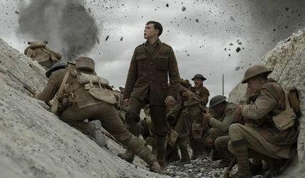年度最佳,横扫奥斯卡,征服整个好莱坞,它是影史最伟大的战争片