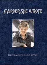 女作家与谋杀案 第三季海报