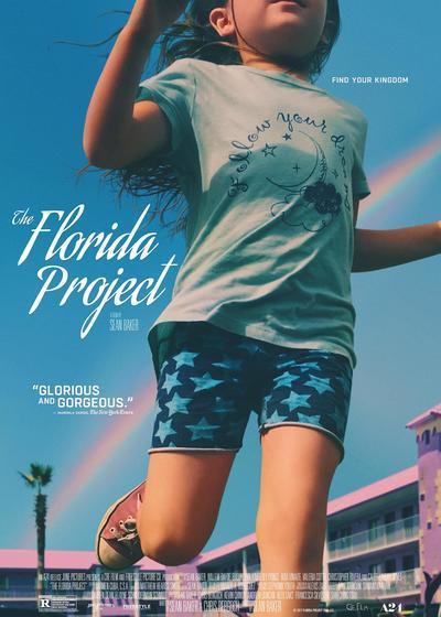 佛罗里达乐园海报
