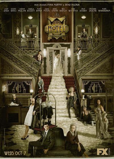 美国恐怖故事:旅馆 第五季海报