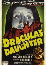 德古拉的女儿海报