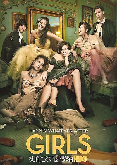 都市女孩 第三季海报