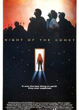 彗星之夜海报