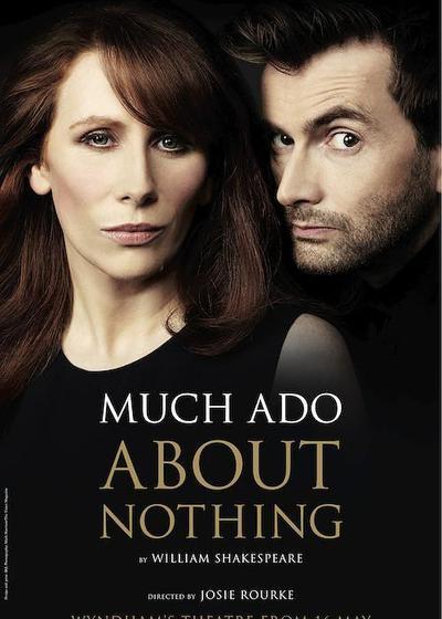 无事生非 (2011年伦敦Wyndham剧院版)海报