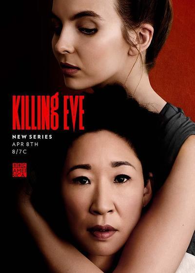 杀死伊芙 第一季海报