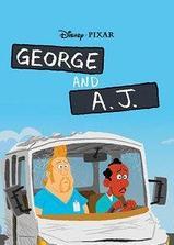 乔治和AJ海报
