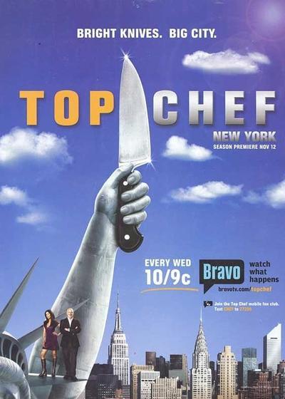 顶级大厨 第一季海报