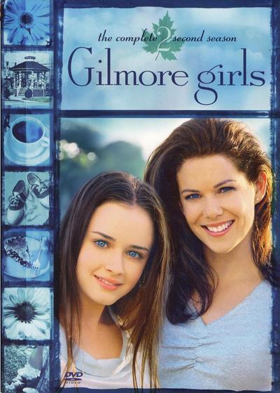 吉尔莫女孩 第二季海报