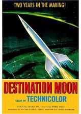 登陆月球海报