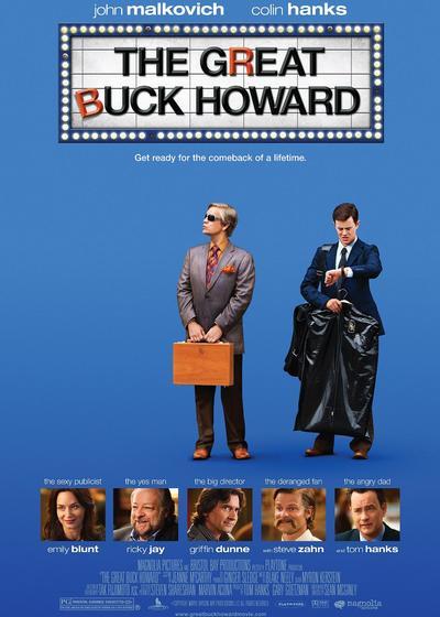 伟大的巴克·霍华德海报