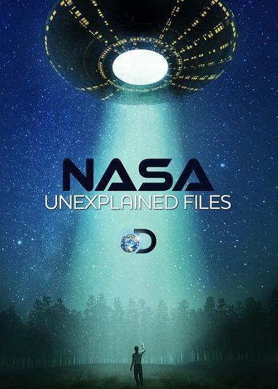 NASA秘密档案 第一季海报