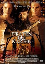 传奇海盗黑胡子船长海报