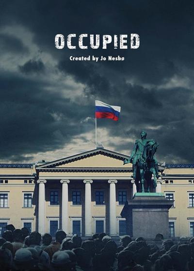 占领区 第一季海报