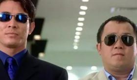 李连杰出走香港,拍的最后一部电影,显示了港片的没落