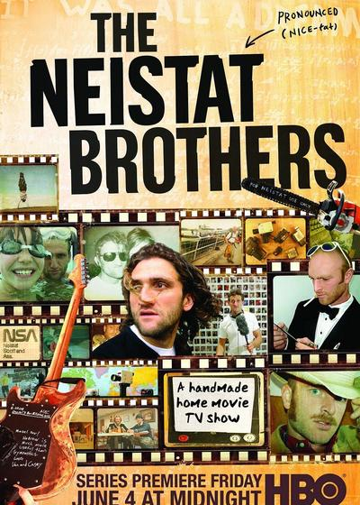 The Neistat Brothers海报