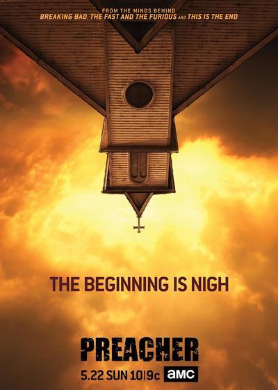 传教士 第一季海报