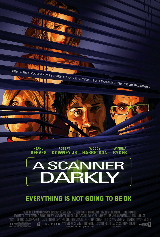 黑暗扫描仪