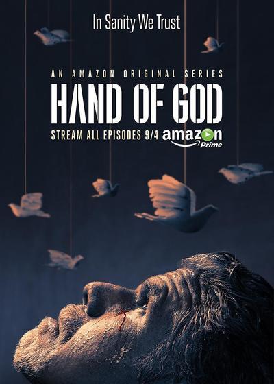 上帝之手 第一季海报