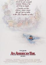 美国鼠谭海报
