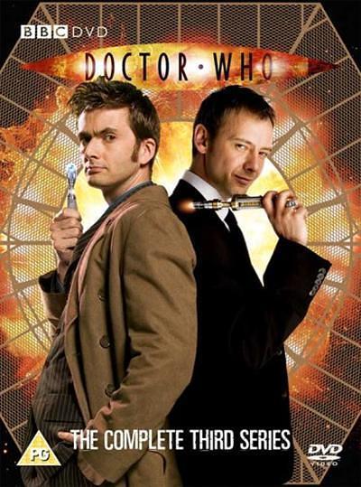 神秘博士  第三季海报