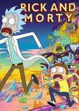 瑞克和莫蒂 第三季海报