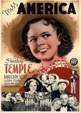 太阳溪农场的丽贝卡海报